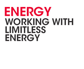 Working with limitless energy