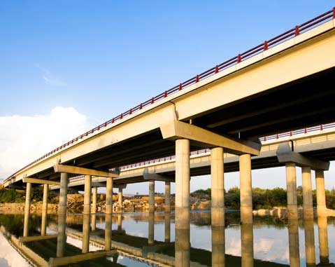 BRIDGES, ROADS AND SPECIAL STRUCTURES