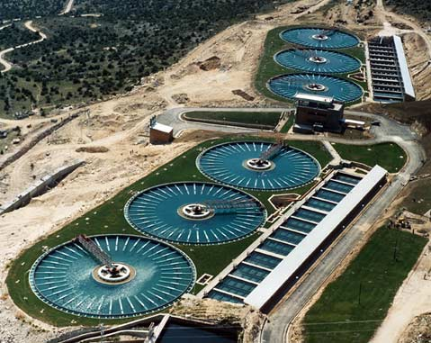 D&C WATER TREATMENT PLANTS
