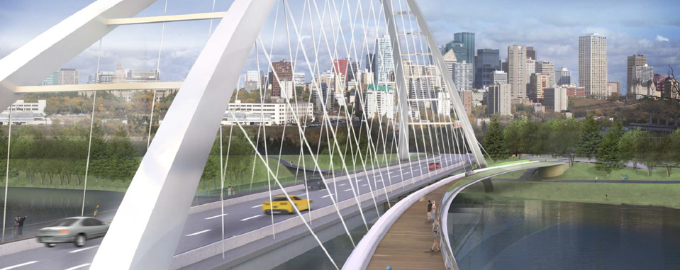 New Walterdale Bridge