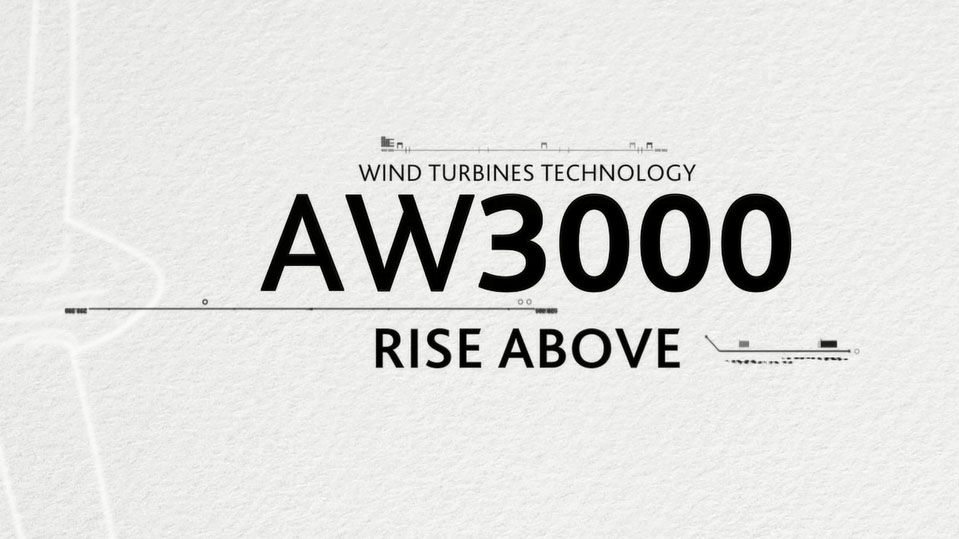 AW3000 rise above