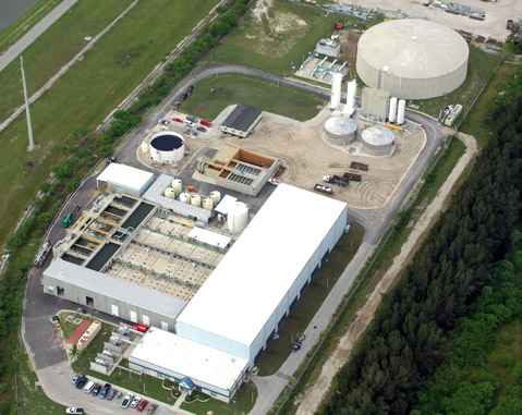 Tampa Bay Desalination Plant