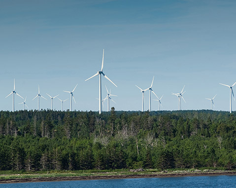 Laméque Wind Farm