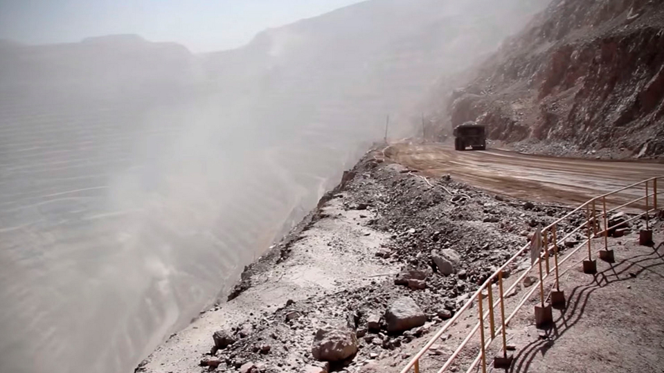Mining Infrastructure developed by ACCIONA Infrastructure