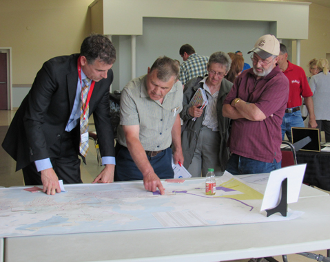 ACCIONA and Port City Water Partners welcome Saint John residents to Open House