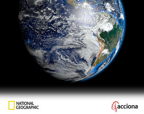 ACCIONA teams up with National Geographic to fight climate change