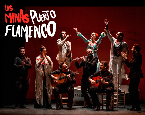 "Direct from Spain, ""Las Minas Puerto Flamenco"" performs one-night-only engagement in Toronto"