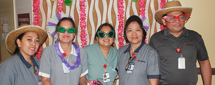 Our Service division celebrated International Housekeeping Week across Victoria and greater Victoria